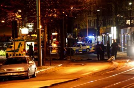 Bombdrama på Linnégatan