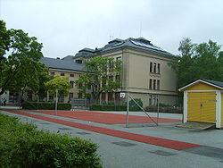 Karolinska skolan i Örebro